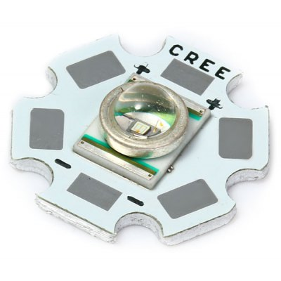 Cree XPE Q5 Green LED Emitter Chip