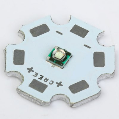 XLamp Cree XPE 3W Green DIY LED Emitter with Star PCB Board