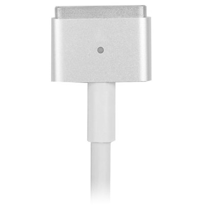 60W Model Car Charger with MagSafe 2.0 Port for Macbook / iPhone / iPadiPhone Cables &amp; Adapters<br>60W Model Car Charger with MagSafe 2.0 Port for Macbook / iPhone / iPad<br><br>Compatibility: iPad 2, iPad, iPhone 4S, iPhone 4, iPod, The New iPad<br>Type: Car Charger<br>Color : White<br>Interface type: 30 Pin<br>Color : White<br>Input: DC 12-16V Max 10A<br>Output: 16.5V 3.65A<br>Product weight : 0.1kg<br>Package weight : 0.15 kg<br>Package size (L x W x H) : 16 x 13 x 3 cm / 6.29 x 5.11 x 1.18 inches<br>Package Contents: 1 x Car Charger
