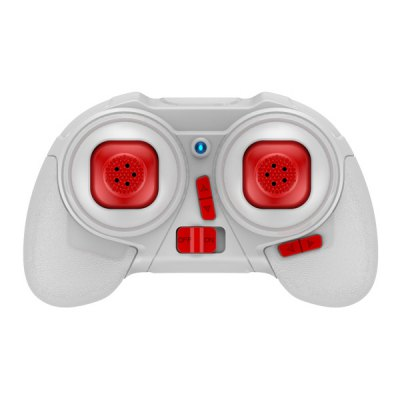 ФОТО Hubsan H111 Q4 23970 Mini 2.4G 4 CH RC Quadcopter with 3D Eversion Hand Throw Function   -  Left Hand Throttle