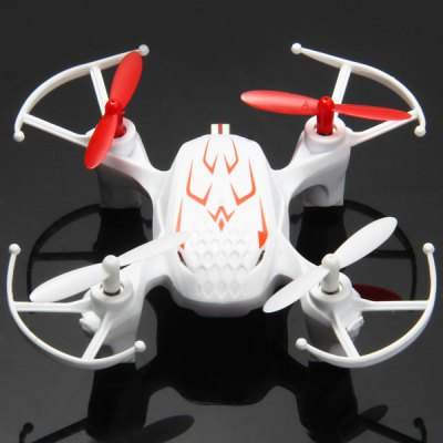 ФОТО Lian Sheng LS113 2.4GHz 4CH 360 Degree Eversion Mini RC Quadcopter with Headless Mode