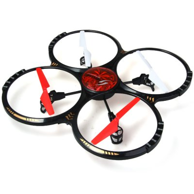 ФОТО Senxiang SX S43 2.4GHz 4CH RC Quadcopter 3D Flip Fly Aircraft