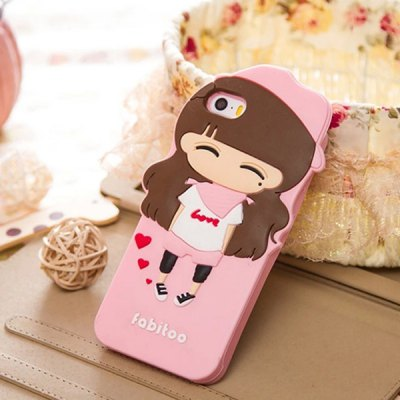 Fabitoo Xiaoxi with Scarf Pattern Silicone Back Cover Case for iPhone 5 5SiPhone Cases/Covers<br>Fabitoo Xiaoxi with Scarf Pattern Silicone Back Cover Case for iPhone 5 5S<br><br>Compatible for Apple: iPhone 5/5S<br>Features: Back Cover<br>Material: Silicone<br>Style: Novelty<br>Color: Purple, Red, Pink<br>Product weight : 32 g<br>Package weight : 0.070 kg<br>Product size (L x W x H): 13 x 6.7 x 1.2 cm / 5.11 x 2.63 x 0.47 inches<br>Package size (L x W x H) : 20 x 10 x 3 cm / 7.86 x 3.93 x 1.18 inches<br>Package contents: 1 x Case