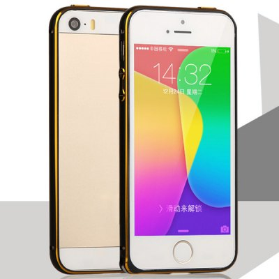 Fabitoo Frame Style Aluminium Alloy Bumper Case for iPhone 5 5SiPhone Cases/Covers<br>Fabitoo Frame Style Aluminium Alloy Bumper Case for iPhone 5 5S<br><br>Compatible for Apple: iPhone 5/5S<br>Features: Bumper Frame<br>Material: Aluminium<br>Style: Metal Finish<br>Color: Gold, Silver, Black, Red, Blue, Rose<br>Product weight : 0.020 kg<br>Package weight : 0.070 kg<br>Product size (L x W x H): 13 x 6.6 x 1 cm / 5.11 x 2.59 x 0.39 inches<br>Package size (L x W x H) : 20 x 10 x 2 cm / 7.86 x 3.93 x 0.79 inches<br>Package contents: 1 x Case