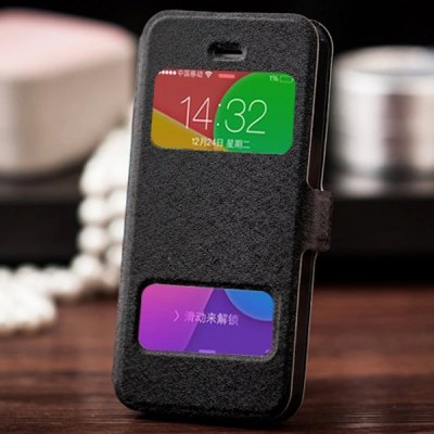 Гаджет   Fabitoo Magnetic Snap Design PU and TPU Material Cover Case for iPhone 5 5S iPhone Cases/Covers