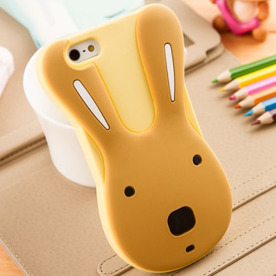 Fabitoo Rabbit Pattern Silicone Back Cover Case for iPhone 5 5SiPhone Cases/Covers<br>Fabitoo Rabbit Pattern Silicone Back Cover Case for iPhone 5 5S<br><br>Compatible for Apple: iPhone 5/5S<br>Features: Back Cover<br>Material: Silicone<br>Style: Cartoon<br>Color: Yellow, Dark pink, Pink, Green, Purple<br>Product weight : 40 g<br>Package weight : 0.090 kg<br>Product size (L x W x H): 13 x 6.5 x 1.2 cm / 5.11 x 2.55 x 0.47 inches<br>Package size (L x W x H) : 20 x 10 x 2 cm / 7.86 x 3.93 x 0.79 inches<br>Package contents: 1 x Case