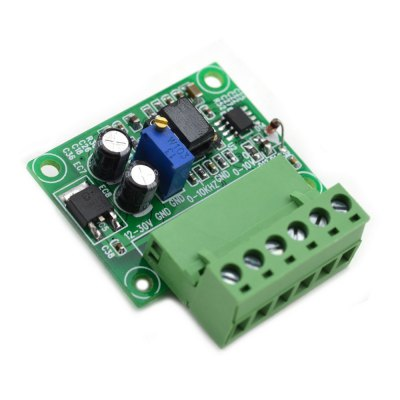 MaiTech Multifunctional DIY 0  -  10V Turn 5V F / V Digital to Analog Converter Module