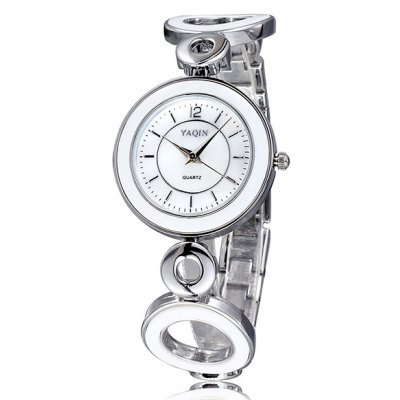YaQin Women Japan Quartz Bracelet Watch