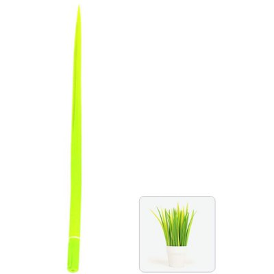 Grass-blade Style Pooleaf Ball-point Pen