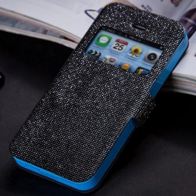 Fabitoo PU and TPU Cover Case for iPhone 5 5S