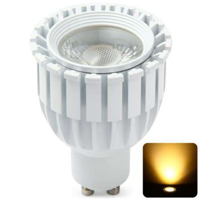 GU10 10W 950Lm Warm White COB LED Spotlight