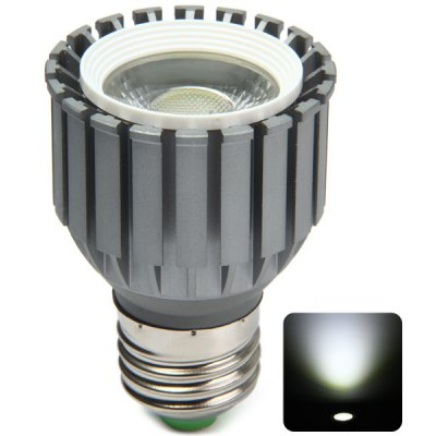 E27 950Lm 10W 6000  -  6500K 85  -  265V LED Track Light COB Cup Lamp Spotlight