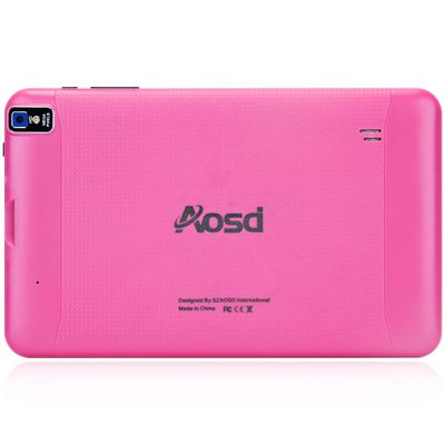 AOSD S933 A33 Quad Core 1.3GHz Android 4.4 Tablet PC with 9 inch WVGA Screen