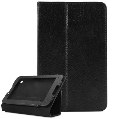 Фотография 7 inch Tablet Protective Case Cover Full Protection Design Stand Function for Lenovo A3300 Tablet PC
