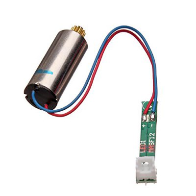 White LED Clockwise Motor for Nine Eagles MASF12 Galaxy Visitor 3 Remote Control Quadcopter