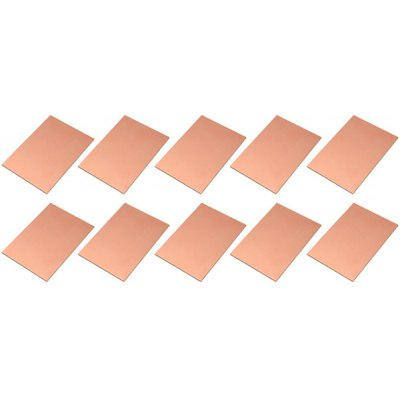High Performance Single Sided PCB Copper Clad Bakelite Breadboard for DIY Project  -  10PCS