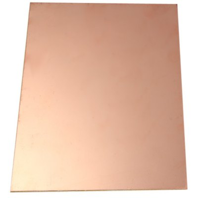 Practical Double Sided Glass Fiber Copper Clad Bakelite Board for Learners to DIY