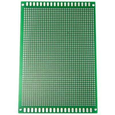 Гаджет   Multifunctional 10 x 15cm Universal Double Sided Glass Fiber Green Oil Board for DIY Other Accessories