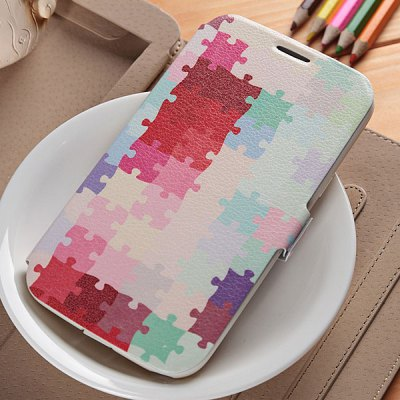 Гаджет   Fabitoo Painting Phone Cover TPU Case with Stand Function for Samsung Note 2 N7100 Samsung Cases/Covers