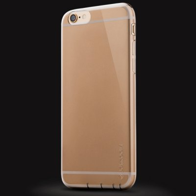 Joyroom Transparent TPU Material Back Case for iPhone 6 Plus  -  5.5 inches - JoyroomiPhone Cases/Covers<br>Joyroom Transparent TPU Material Back Case for iPhone 6 Plus  -  5.5 inches<br><br>Brand: Joyroom<br>Compatible for Apple: iPhone 6 Plus<br>Features: Back Cover<br>Material: TPU<br>Style: Transparent<br>Color: Gold, Gray, Transparent<br>Product weight : 0.018 kg<br>Package weight : 0.048 kg<br>Product size (L x W x H): 16 x 8 x 1 cm / 6.29 x 3.14 x 0.39 inches<br>Package size (L x W x H) : 18 x 9 x 2 cm / 7.07 x 3.54 x 0.79 inches<br>Package contents: 1 x Case
