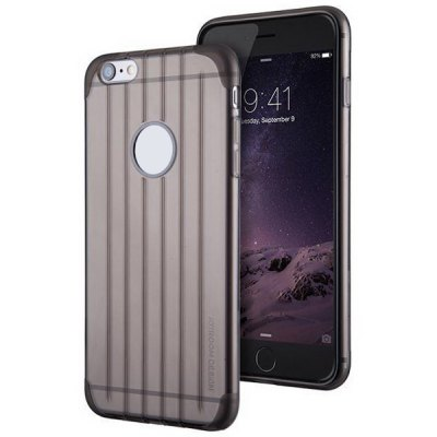 ФОТО Joyroom Stripe Style TPU Material Back Case for iPhone 6 Plus  -  5.5 inches
