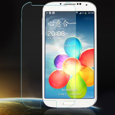 Fabitoo 0.3mm 9H Hardness 2.5D Arc Anti Blu - ray Tempered Glass Screen Protector for Samsung S4 i9500
