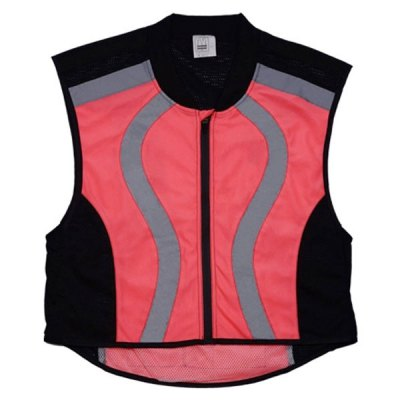SFvest Traffic Guidance Female Reflective Vest Motorcycle Bicycle Cycling Waistcoat Warning Safety GarmentVests<br>SFvest Traffic Guidance Female Reflective Vest Motorcycle Bicycle Cycling Waistcoat Warning Safety Garment<br><br>Type: Reflective vest<br>For: Hiking, Camping, Cycling, Climbing<br>Functions: Quick-drying, Breathable, Comfortable<br>Features: Reflective<br>Size: M, L, XL, XXL<br>Color: Yellow<br>Product weight   : 0.120 kg<br>Package weight   : 0.160 kg<br>Package size (L x W x H)  : 21 x 15 x 2 cm / 8.25 x 5.90 x 0.79 inches<br>Package Contents: 1 x Reflective Vest