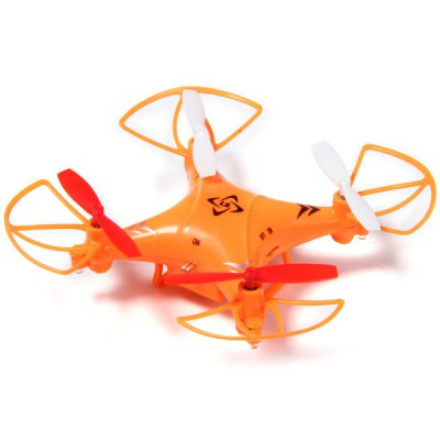 ФОТО LS  -  115 Headless Mode 2.4GHz 4 Channel RC Quadcopter with 1.0MP Camera 3D Flip UFO
