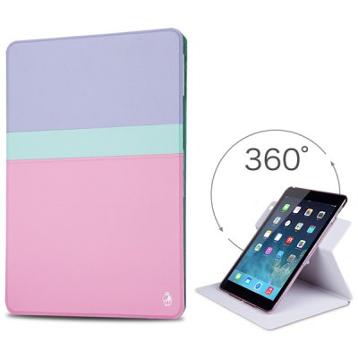 Гаджет   Joyroom Contrast Color Style PU and PC Material Cover Case for iPad Air 2 iPad Cases/Covers