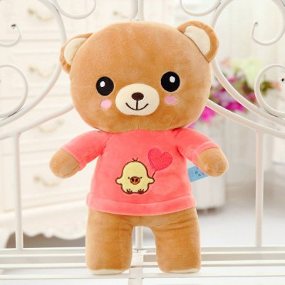 17.7 inch Clothing Plush Stuffed Doll Toy