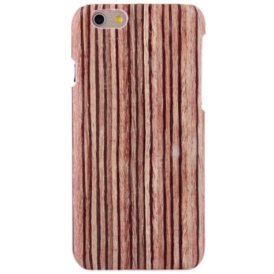 ФОТО Wood Texture Pattern PC Material Back Case for iPhone 6  -  4.7 inches