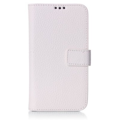 Гаджет   Wallet Style Lichee Pattern Phone Cover PU Case Skin with Stand Function for Motorola Moto E XT1021 / XT1022 / XT1025 Other Cases/Covers