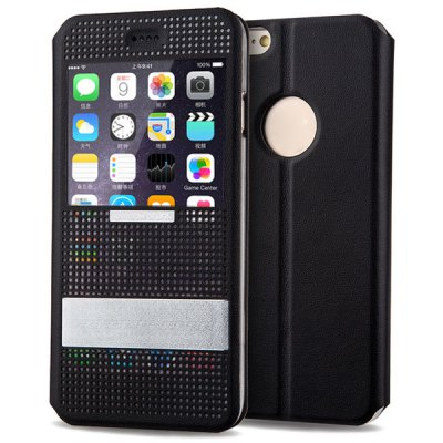 Гаджет   Joyroom Hollow Out PU and PC Material Cover Case for iPhone 6  -  4.7 inches