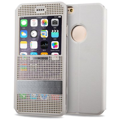Гаджет   Joyroom Hollow Out PU and PC Material Cover Case for iPhone 6 Plus  -  5.5 inches iPhone Cases/Covers