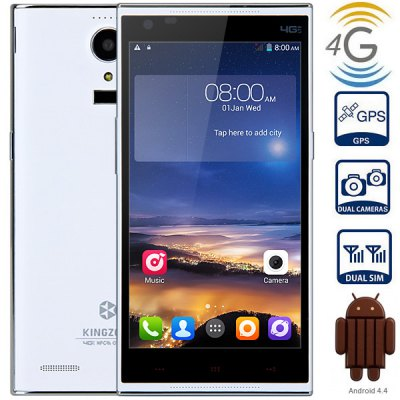 KINGZONE N3 Plus 5.0 inch Android 4.4 4G Smartphone