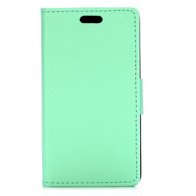 Фотография Textured Wallet Style Phone Cover PU Case Skin with Stand Function for Samsung Galaxy Core II Dual SIM G355H