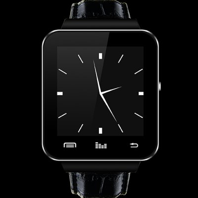 T501 Touch Screen Bluetooth 4.0 Smart Watch with Rubber Band Phone Call DialingSmart Watches<br>T501 Touch Screen Bluetooth 4.0 Smart Watch with Rubber Band Phone Call Dialing<br><br>Bluetooth version: Bluetooth 4.0<br>Waterproof: YES<br>Screen: LCD<br>Standby time: 120 hours<br>People: Unisex watch<br>Charging interface : USB 2.0<br>Functions: USB interface, Call answer, Pedometer, Contacts synchronization, SMS reminding, Find phone, Music player, Camera remote, Incoming calls show, Sleep monitoring, Calls reminding<br>Shape of the dial: Rectangle<br>Case material: Alloy<br>Band material: Leather<br>Language: English<br>Available color: Brown, Black<br>The dial thickness: 1.03 cm / 0.41 inches<br>The dial diameter: 5.28 x 4.02 cm / 2.08 x 1.58 inches<br>The band width: 2.1 cm / 0.83 inches<br>Package size (L x W x H): 10.5 x 8.2 x 6 cm / 4.13 x 3.22 x 2.36 inches<br>Product weight: 0.044 kg<br>Package weight: 0.145 kg<br>Package contents: 1 x Smart Watch, 1 x Charging Cable, 1 x English Manual