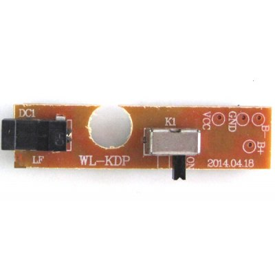 Spare Monitor Switch Board Fitting for Wltoys V666 RC Quadcopter