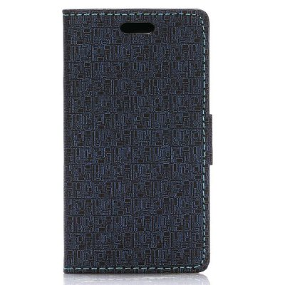 Гаджет   Maze Pattern Phone Cover PU Case Skin with Stand Function for Samsung Galaxy Core II Dual SIM G355H Samsung Cases/Covers