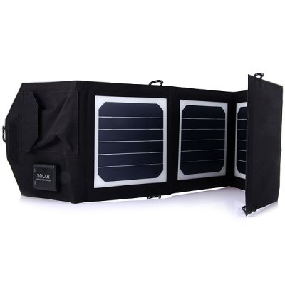 14W Dual USB Output Solar Charger  $51.42