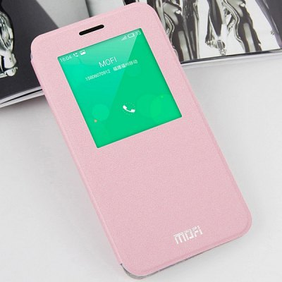 Гаджет   Mofi Phone Cover PU Case Skin with Window Stand Function for Meizu MX4 Other Cases/Covers