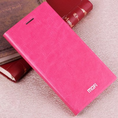 Гаджет   Mofi Phone Cover PU Case Skin with Stand Function for Xiaomi 3 Other Cases/Covers