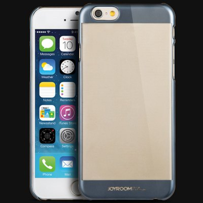Joyroom Transparent PC Material Ultrathin Back Case for iPhone 6  -  4.7 inches