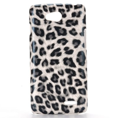 Гаджет   Carbon Fiber Pattern Hard Case Leather Coated Phone Cover for LG L90 Other Cases/Covers