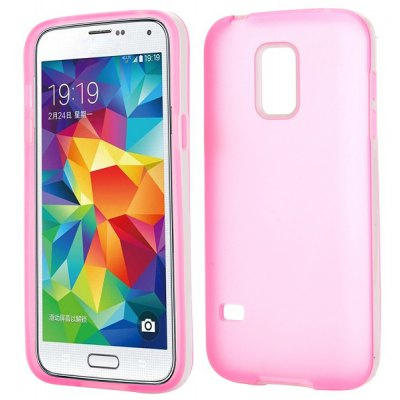 TPU Frosted Surface Detachable Case for Samsung Galaxy S5 Mini SM - G800