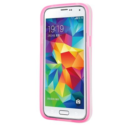 ФОТО TPU Frosted Surface Detachable Case for Samsung Galaxy S5 Mini SM - G800