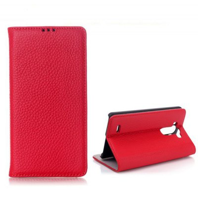 Lichee Pattern Leather Case for LG G3 D850 / D855 / LS990