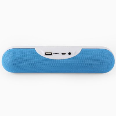 Гаджет   YXS - 200 Bluetooth Speaker 3.5mm Audio Dock Support Volume Control and SD Card iPhone Speakers