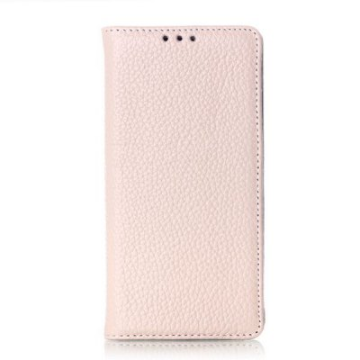 ФОТО Casual Style Lichee Pattern Design Phone Cover PU Case Skin with Stand Function for HuaWei Ascend P7