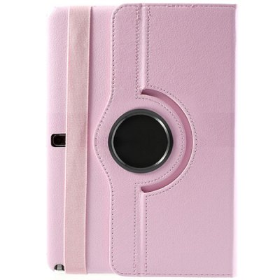Фотография 360 Rotating Flip Elastic Belt Litchi Texture Leather Case with Stand Function for Samsung Galaxy Note 10.1 2014 Edition